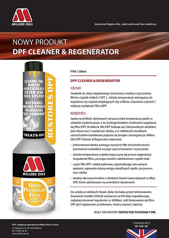 DPF Cleaner & Regenerator 576
