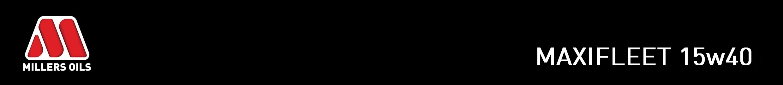maxifleet 15w40