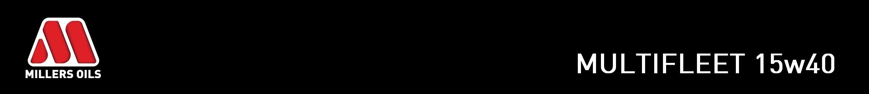 multifleet 15w40