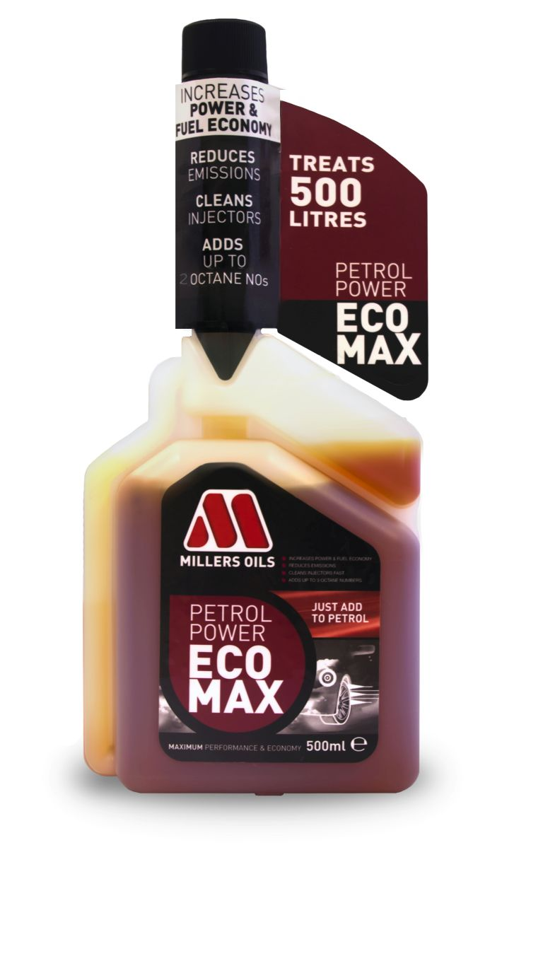 PETROL POWER ECOMAX MULTISHOT 500ml web