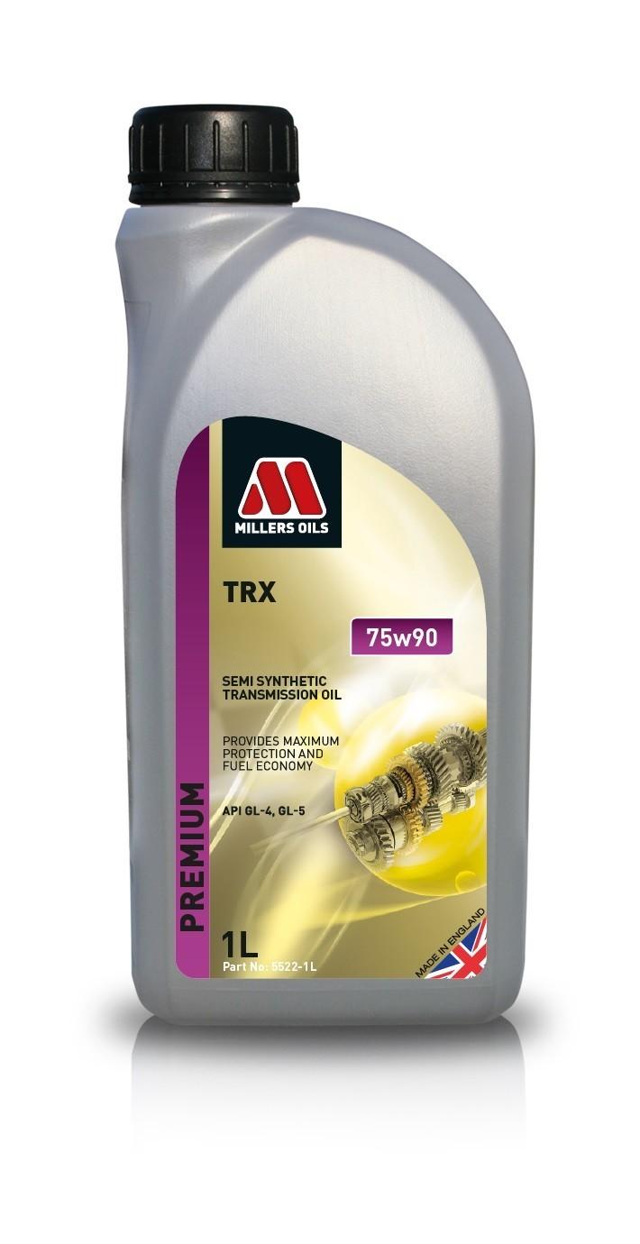 Millers Oils TRX 75w90 1l
