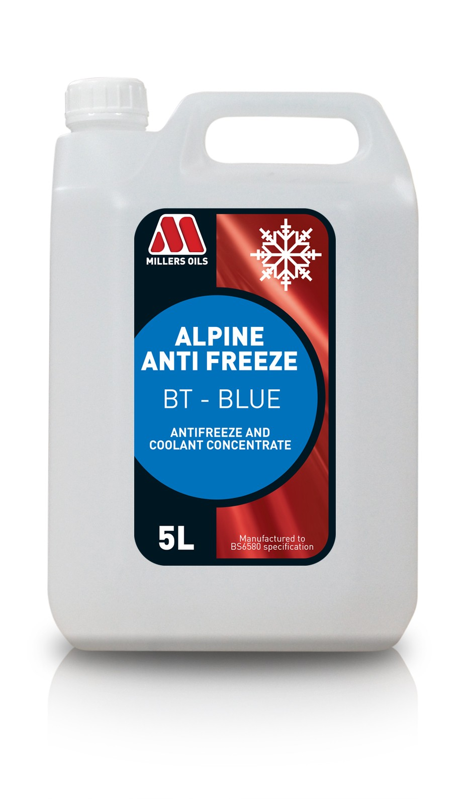 Millers Oils Alpine Antifreeze BT Blue koncentrat 1:1