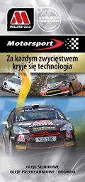 motorsport 2013 okladka
