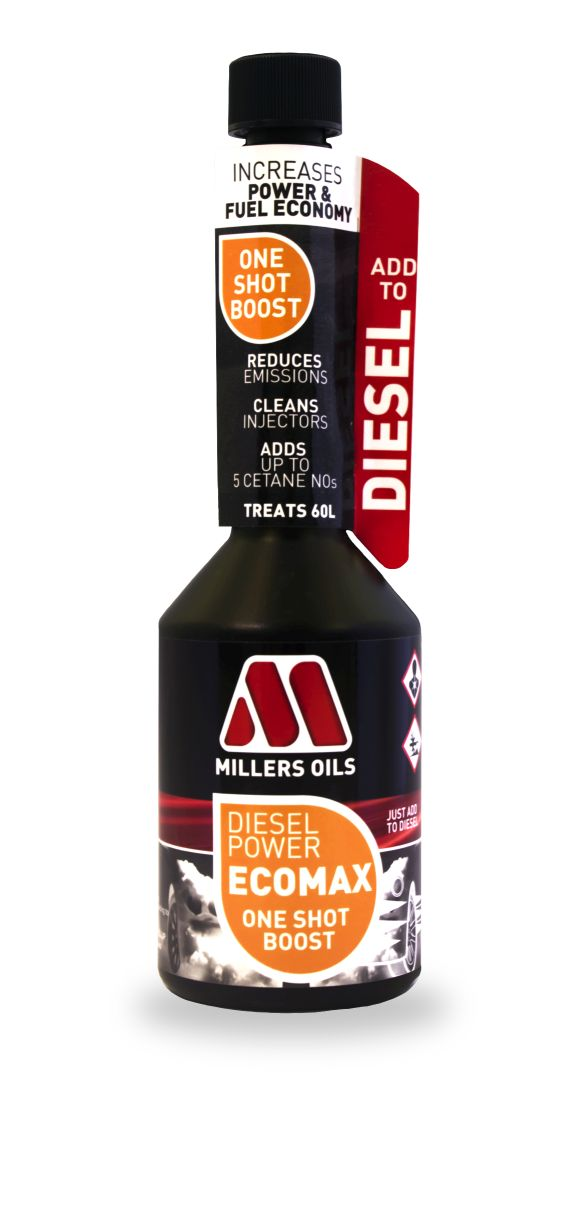 DIESEL POWER ECOMAX ONE SHOT BOOST 250ml