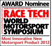 RACE TECH WMS AWARD Nominee logo