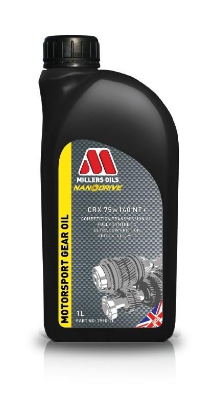 Millers Oils CRX 75w140 NT+ 1L