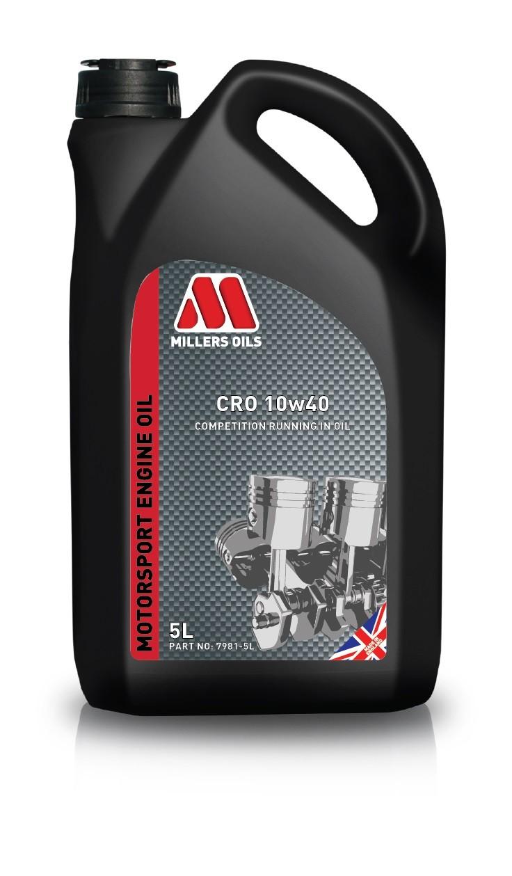 Millers Oils CRO 10w40 5L