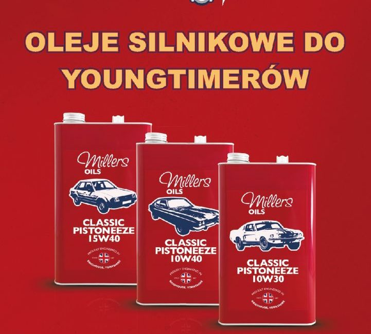 thumbnail of Millers Oils Classic Youngtimer 2021