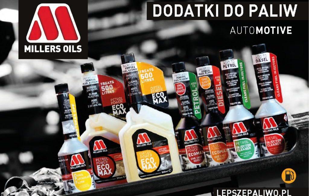 thumbnail of Millers Oils Dodatki do paliw 2021
