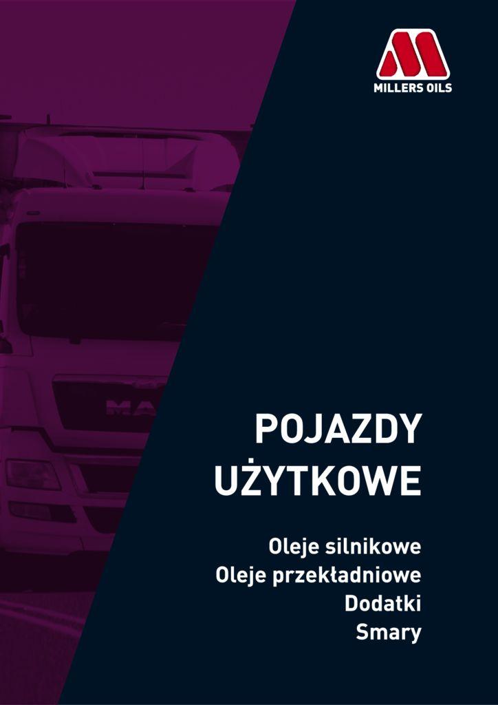 thumbnail of Millers Oils Pojazdy Użytkowe 2021
