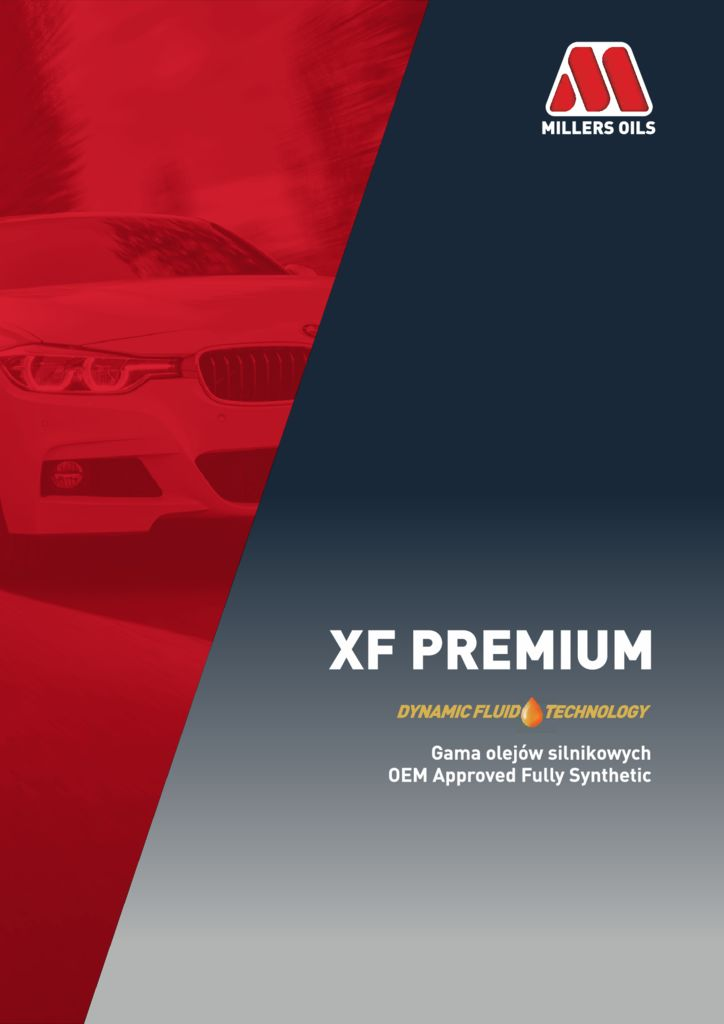 thumbnail of Millers Oils XF Premium 2021